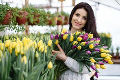 как сохранить срезанные тюльпаны в домашних условиях
