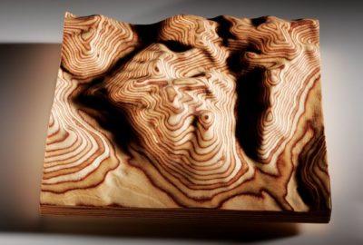 декоративная обработка дерева