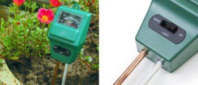измеритель влажности почвы для комнатных растений